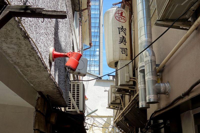 ディープな「みちくさ横丁」の昭和