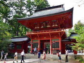 関東のツートップ守護神!千葉県「香取神宮」のツインパワー