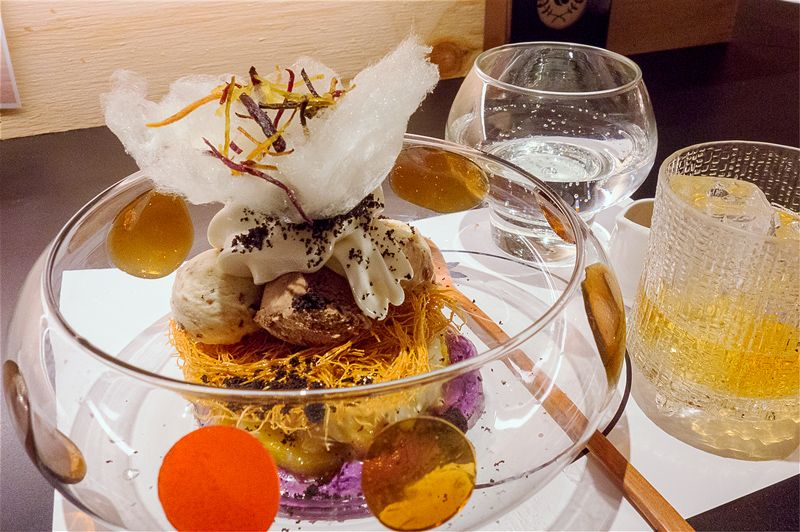 夜スイーツの誘惑!札幌「ななかま堂」の華麗なるシメパフェ