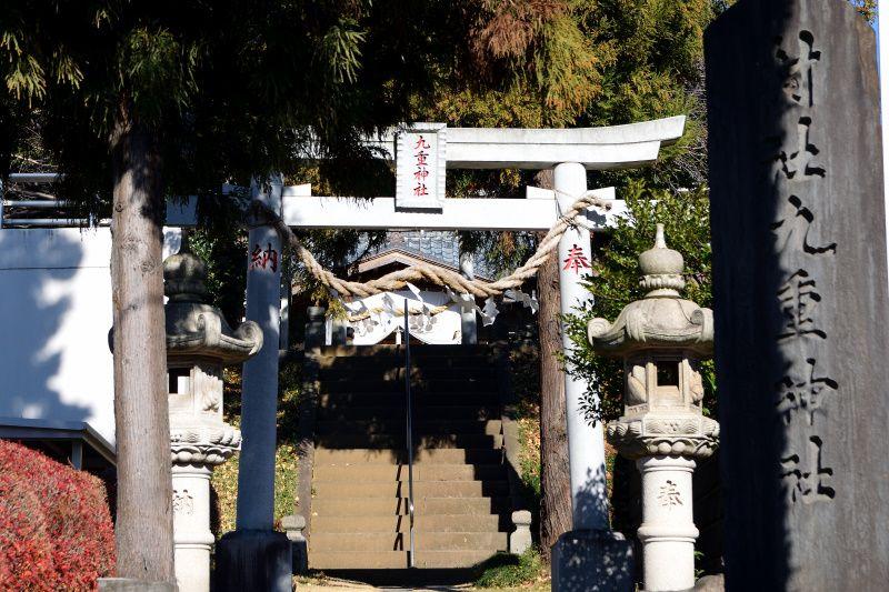 川口市の秘境神社
