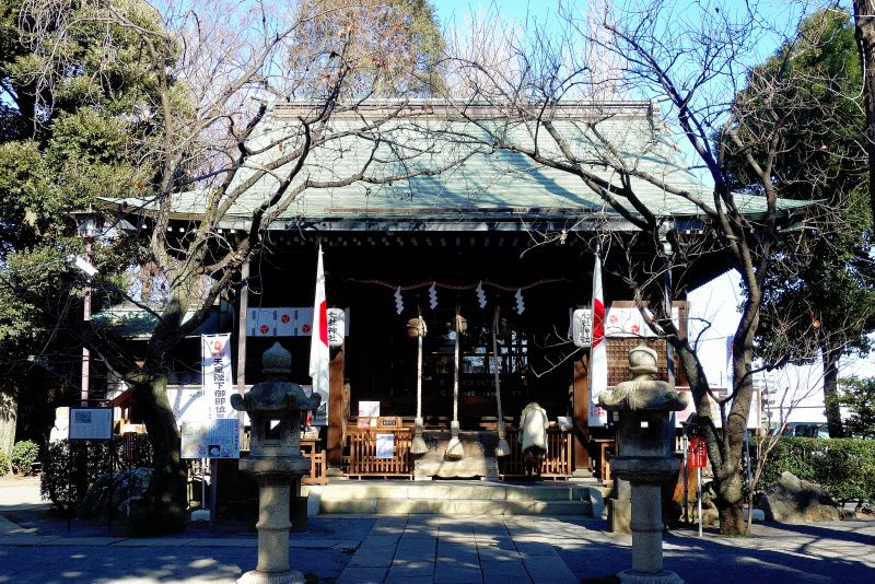 子宝・安産・家庭円満のご利益「七社神社」
