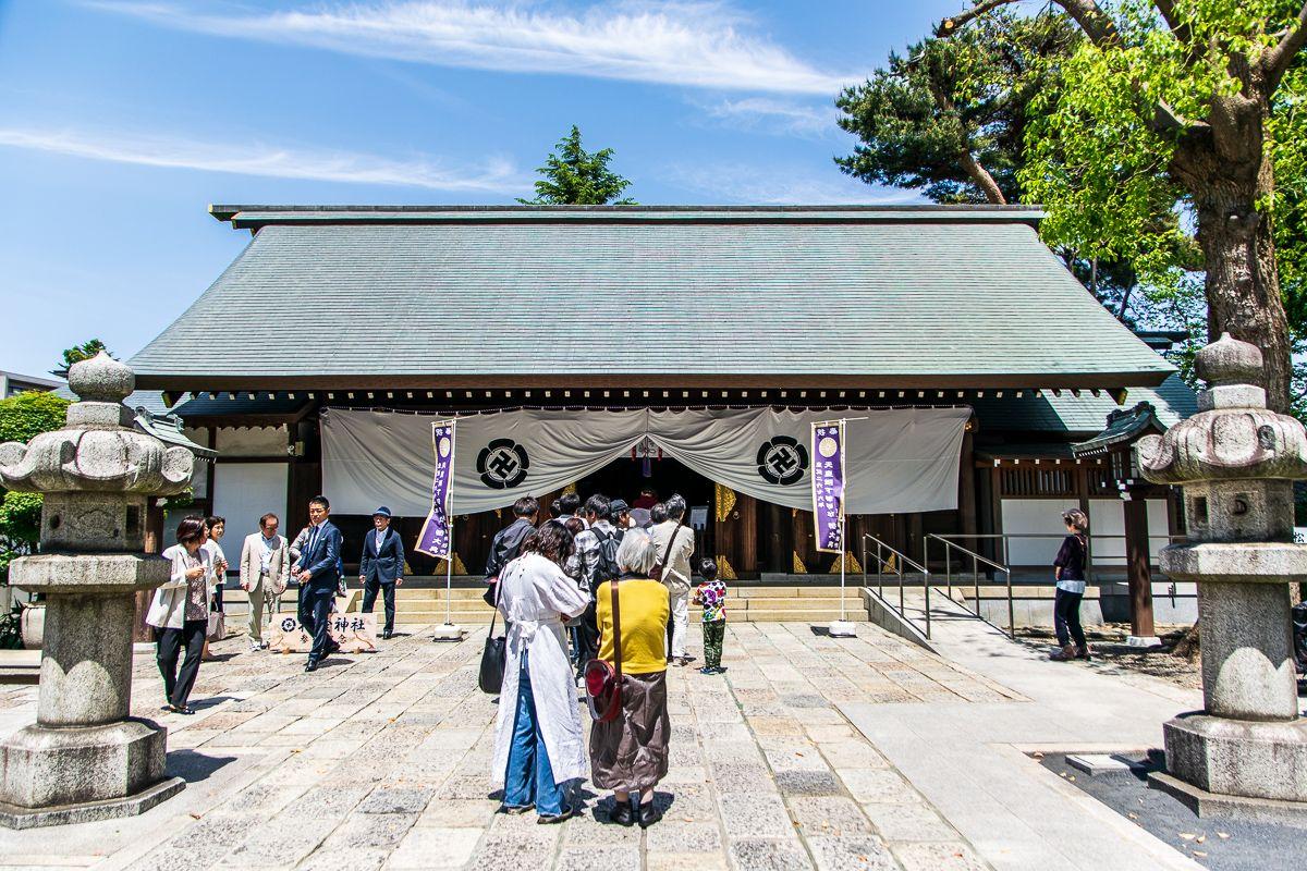 松陰神社のはじまり