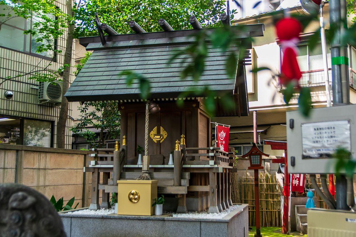 日本で唯一、お天気のご利益が譲与される神社