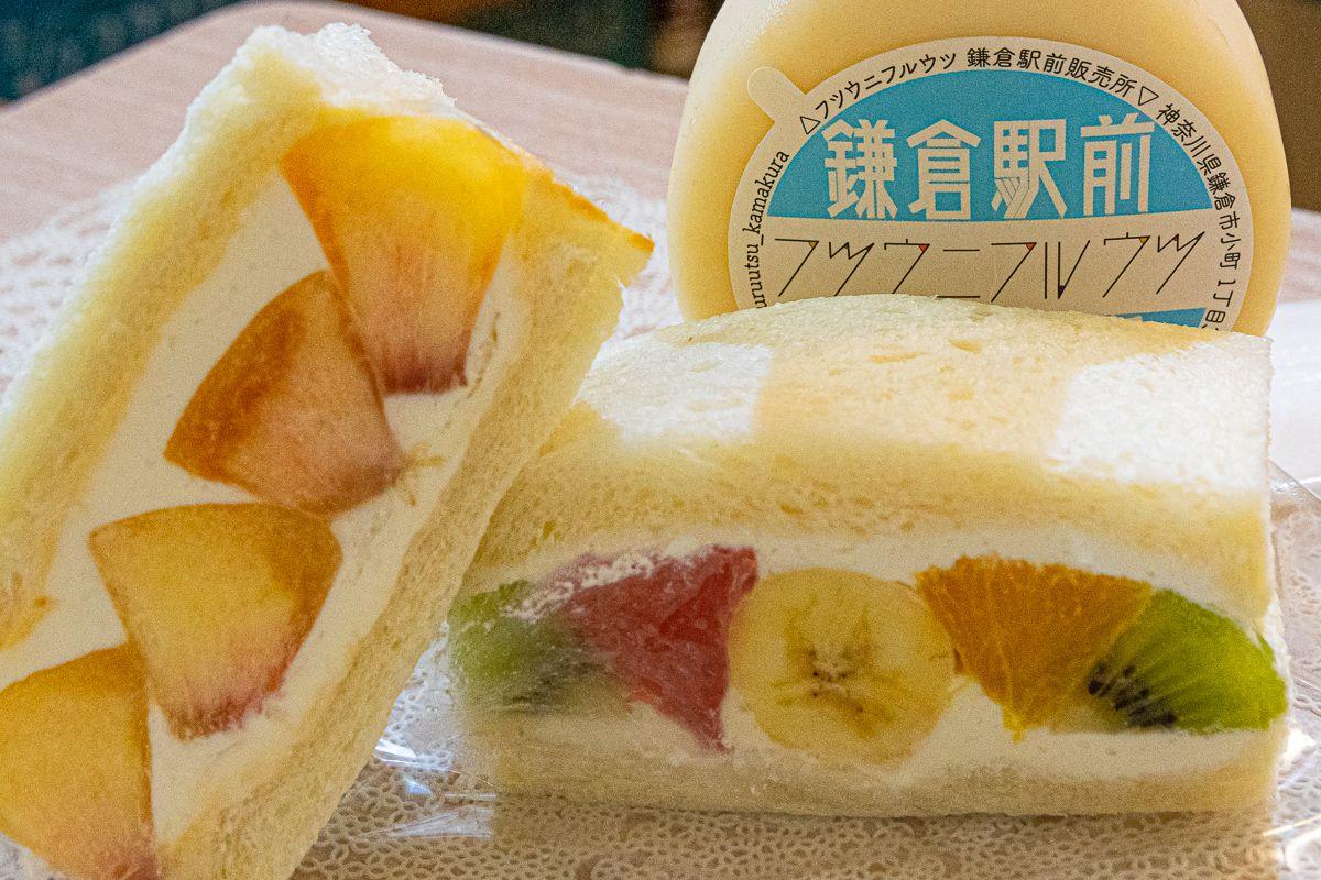 日本で最も美味しい!?鎌倉「フツウニフルウツ」の超萌え断