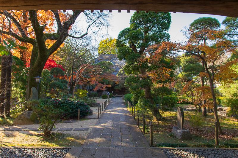 川越の中心的寺院
