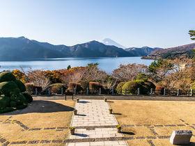無料でいいの!?「恩賜箱根公園」で見る皇室ゆかりの絶景
