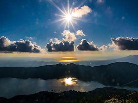 神秘の光景を見逃すな!箱根「駒ヶ岳」の絶景は参拝のご利益