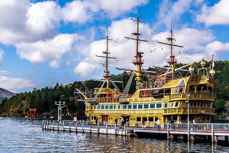 どの海賊船を選ぶかも大事