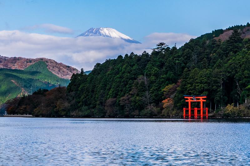 ご利益と絶景の良いとこどり!箱根三社巡りでパワーアップ