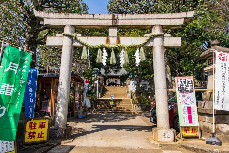 太子堂八幡神社とは?