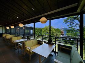 芦ノ湖でまったり!「茶屋本陣 畔屋・cafe湖紋」の絶景とグルメ