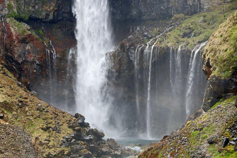 アクセス抜群!手軽に自然に飛び込める、日光の5つの滝巡り