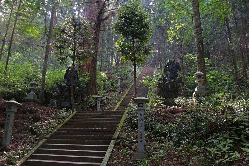 箱根外輪山の麓、樹齢600年の森に佇む名刹〜大雄山最乗寺