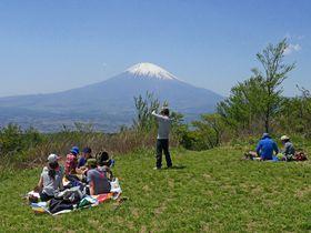 新幹線利用でアクセスも抜群!富士山の展望台、矢倉岳に登ろう