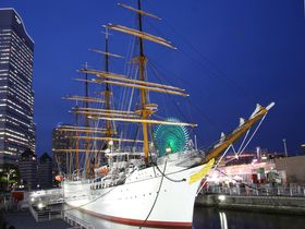 横浜港の「帆船日本丸」で、海のロマンを体感しよう!