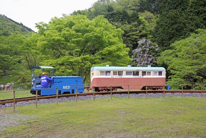 鉱山の関係者だけが1円で乗れた電車