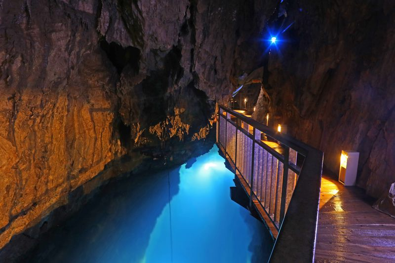 日本三大鍾乳洞・龍泉洞も!岩手県岩泉で身近な大自然を楽しもう