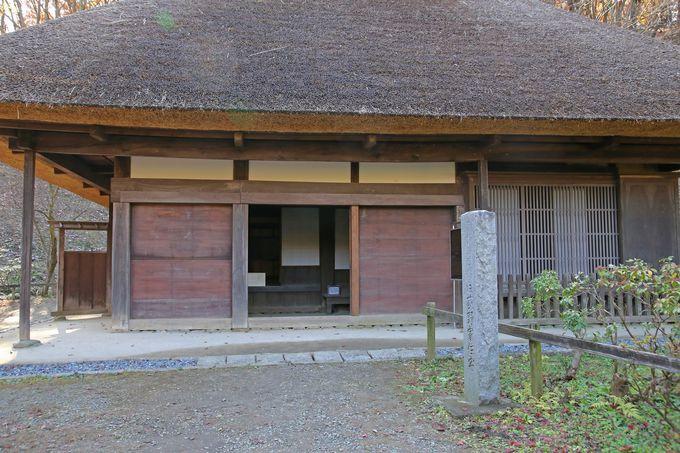 江戸時代の暮らしぶりを伝える2軒の古民家