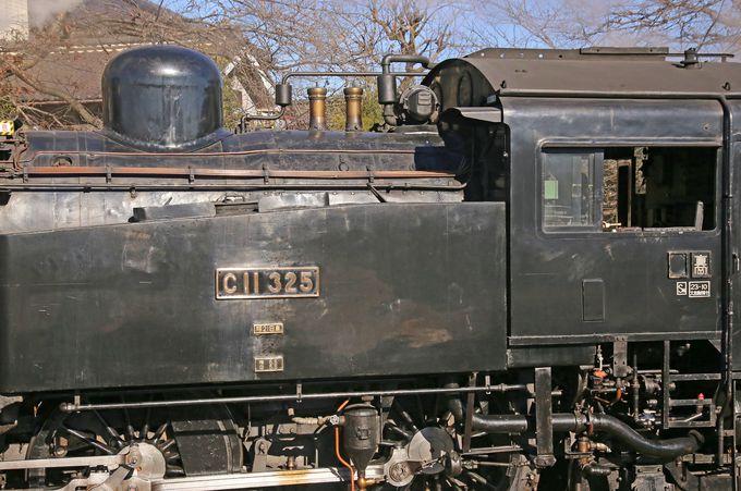 今や真岡鐡道の代名詞的存在となった蒸気機関車の運転