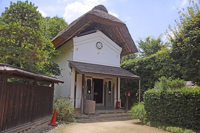 数多くの建物と生活スタイルを保存