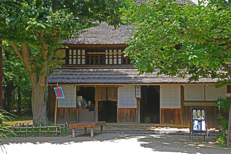 世田谷「次大夫堀公園民家園」で江戸時代の生活を探ろう