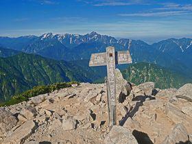 北アルプスデビューにお薦め。リフト利用で八方尾根から唐松岳へ