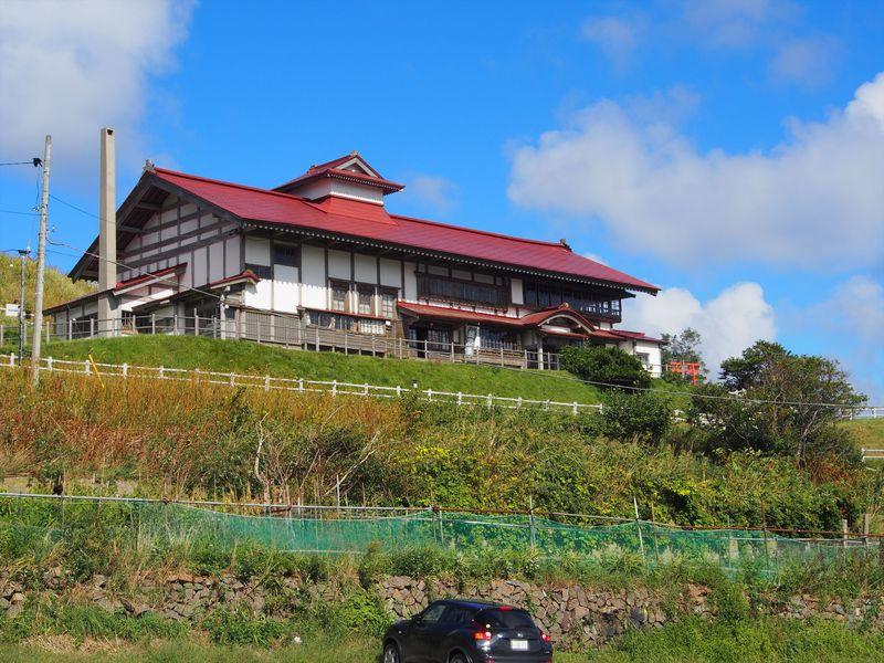小樽市鰊御殿「旧田中福松邸」は岬の上に!祝津の古民家を訪ねよう