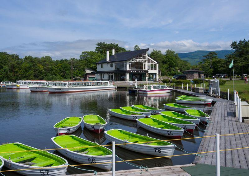 北海道・大沼国定公園の観光は水上から!遊覧船でクルーズしよう