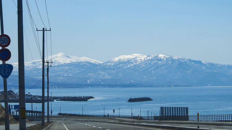 北海道「オロロンライン」をドライブ!海沿いの景色を満喫しよう