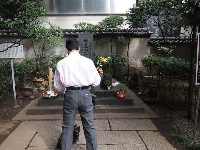 将門の首塚(大手町)