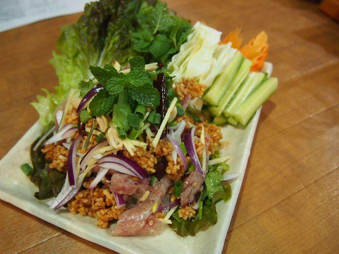 タイ料理で全国1位「いなかむら」