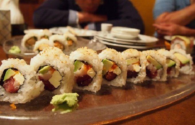 ブランデー寿司