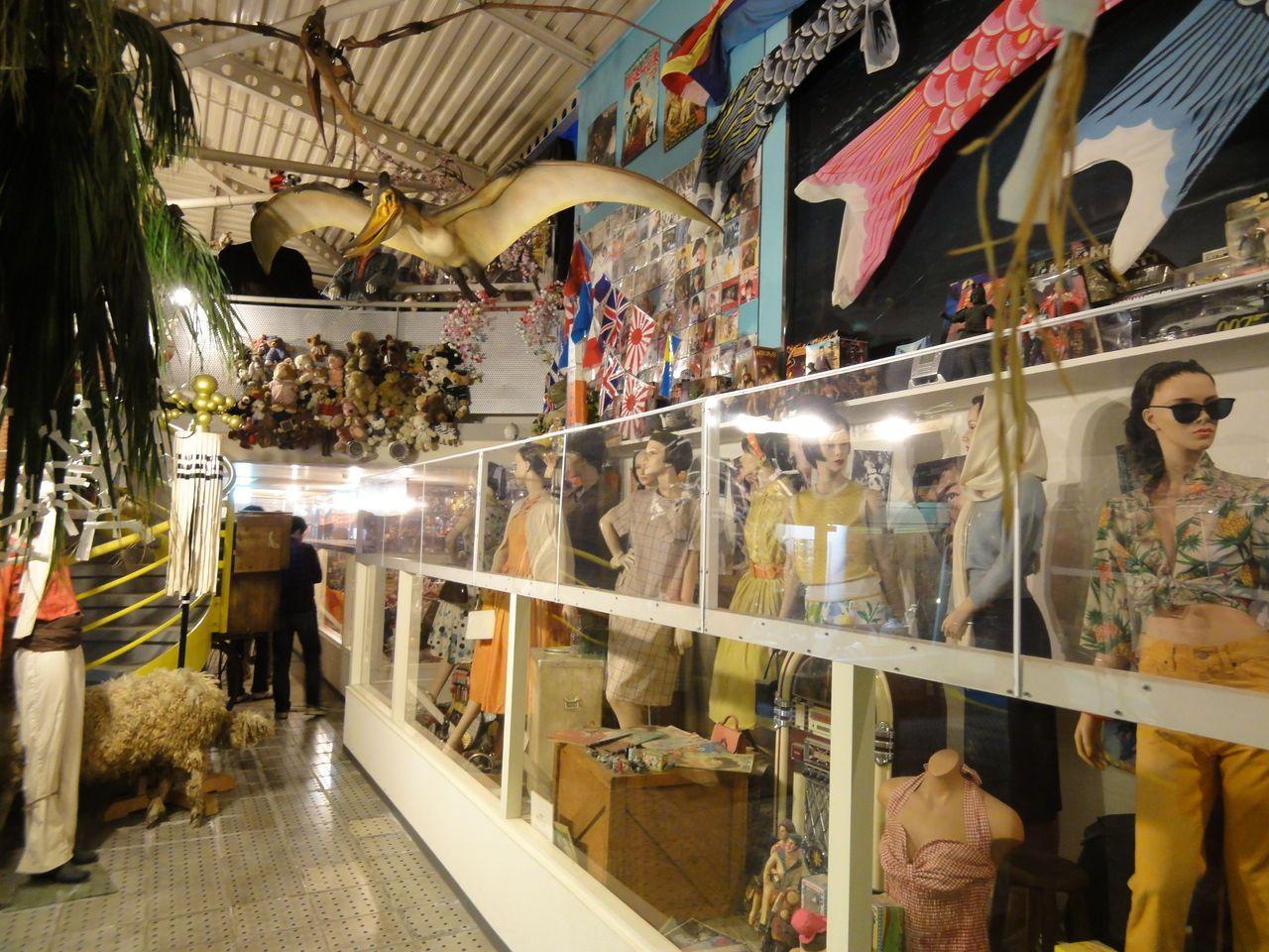 手作りお化け屋敷が恐ろしい「怪しい少年少女博物館」