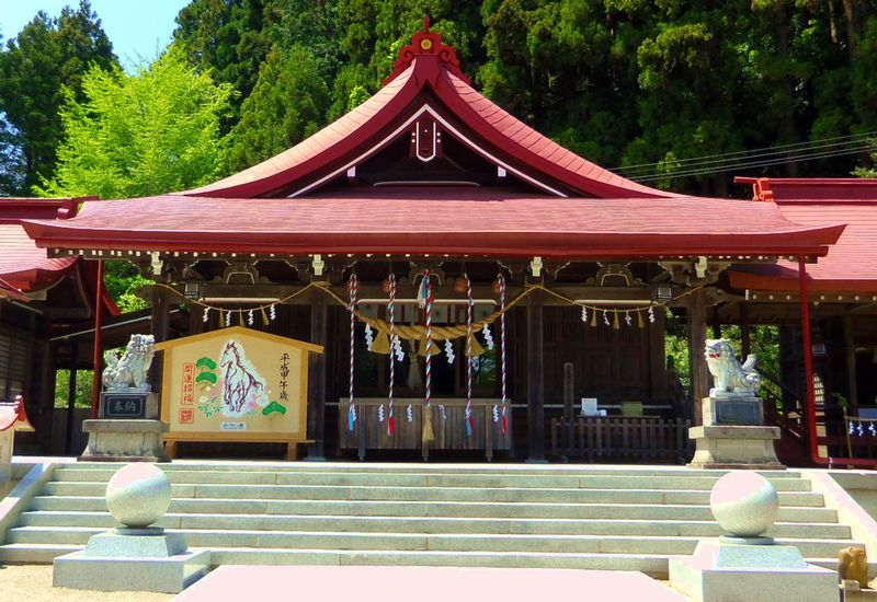 金蛇水神社の「金蛇」は御神体「水」は主祭神の水の神から