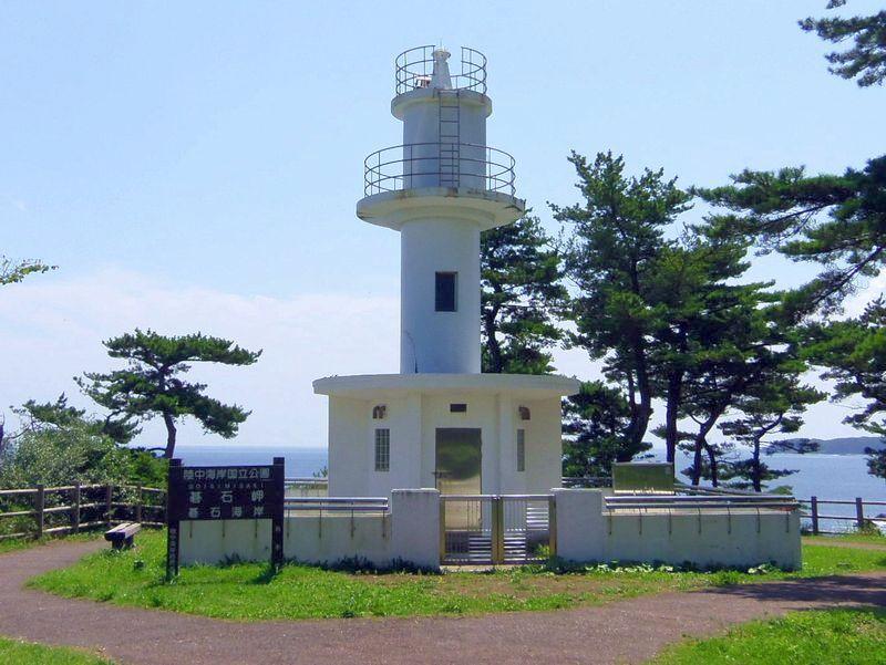 真っ白な灯台から太平洋を一望できる「碁石岬」
