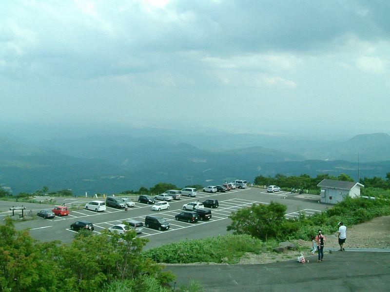栗駒山〜宮城側の登山口「いわかがみ平」