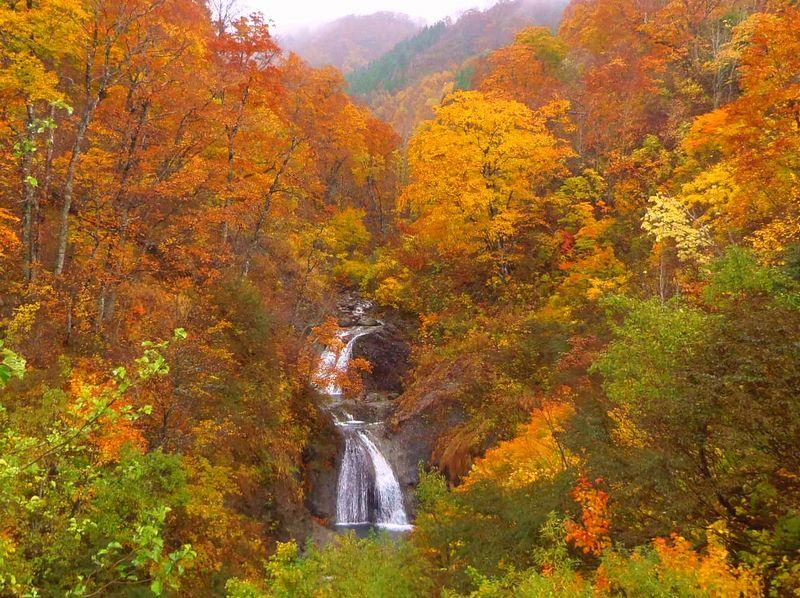 須川高原へのアクセスは国道398号線がお勧め