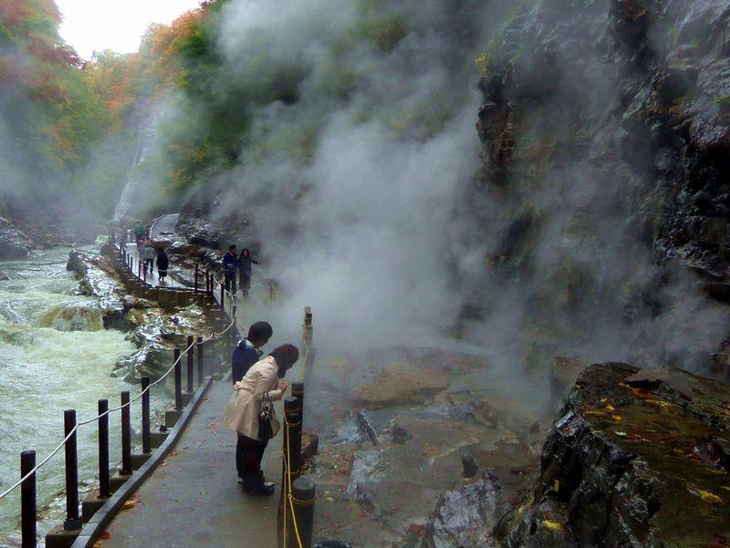 8.小安峡温泉