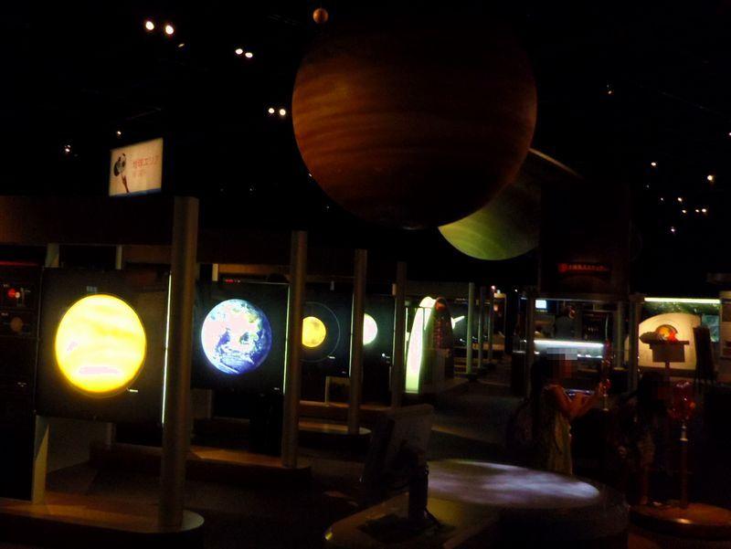 美しすぎるコズミックキャンディが話題の「仙台市天文台」