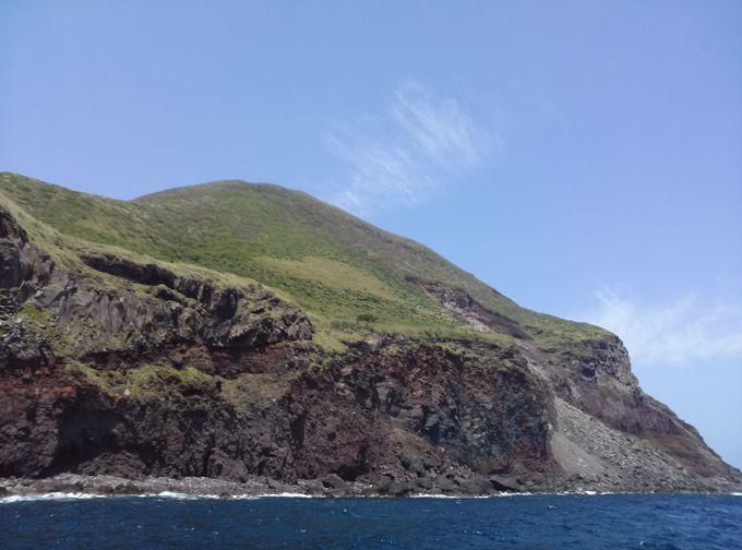 八丈小島に上陸しよう!