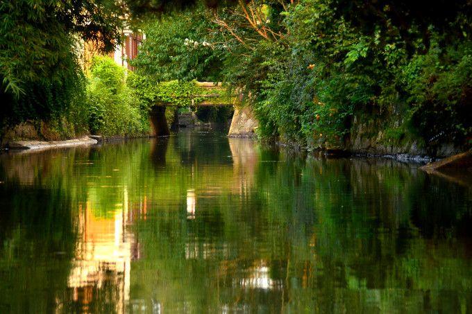 水の都「柳川」