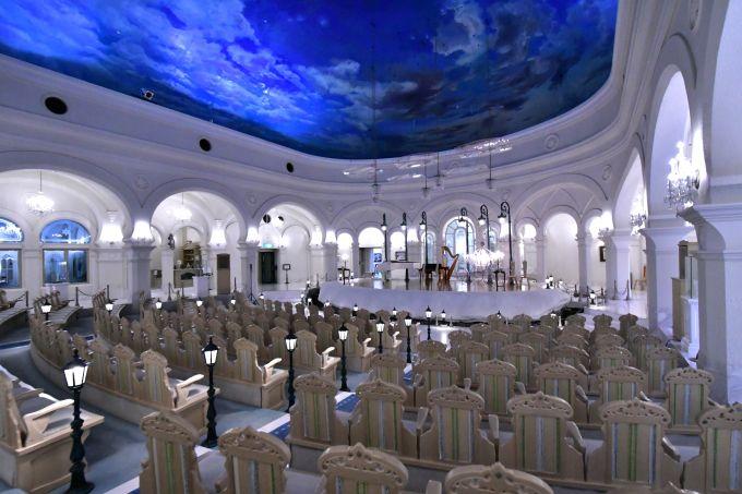 雪の音楽堂