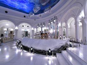 心ときめく氷の城。プリンセス気分に浸る「雪の美術館」旭川