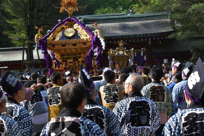 武蔵国の総社「大國魂神社」