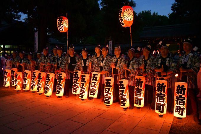 伝統と高い格式「くらやみ祭」