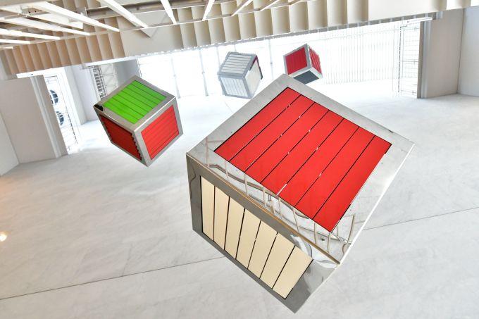 歴史の町の空間芸術。千葉県「佐倉市立美術館」