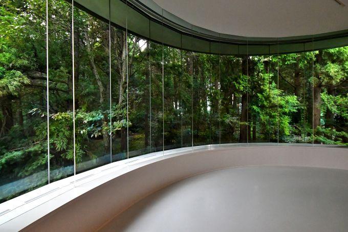 自然の色彩と作品の色彩の愉しみ。千葉県佐倉市「DIC川村記念美術館」