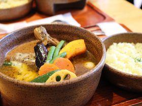 札幌市内の激旨スープカレーベスト3!北海道グルメの大定番!