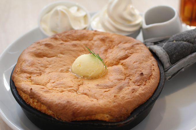 横浜駅近!!ベイクォーターに現れたパンケーキ専門店「Butter」
