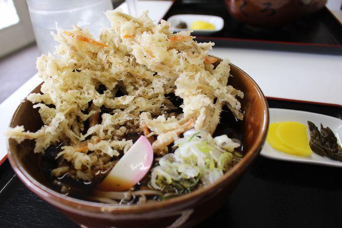北海道3大蕎麦産地のひとつ「鹿追そば」を堪能